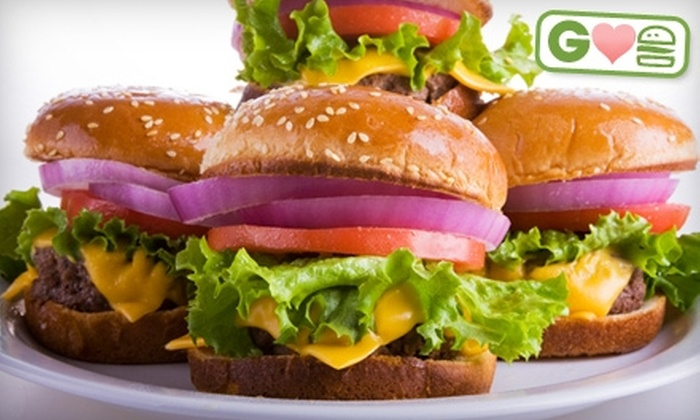Andre's Cafe & Catering - Lodi: $8 for $16 Worth of Burgers, Gourmet Fries, and American Fare at Andre's Cafe & Catering in Lodi