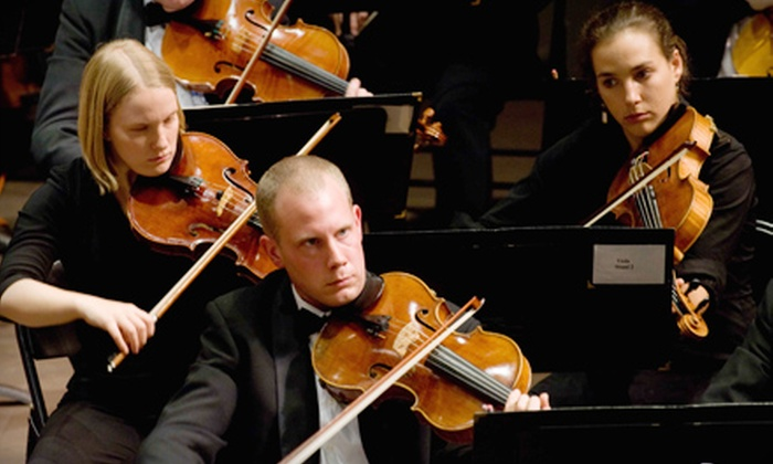 Skokie Valley Symphony Orchestra - Skokie: Single Ticket or Season Pass to Skokie Valley Symphony Orchestra (Up to 55% Off). Five Options Available.