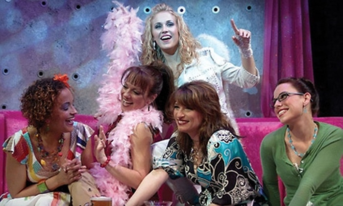 """Girls Night: The Musical - Theater District - Times Square: $35 for One Ticket to """"Girls Night: The Musical"""" at the HA! Comedy Club ($70 Value). Eight Dates Available."""