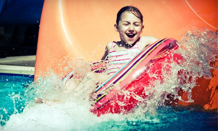 Splashy Joe's Slip 'n Slide Water Park - Piedmont: Water-Park Recreation for Two or Four at Splashy Joe's Slip 'n Slide Water Park in Piedmont (Up to 53% Off)