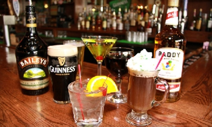 Fallon's Bar & Grill - Olivette: $15 for $30 Worth of Classic Pub Fare and Drinks at Fallon's Bar & Grill