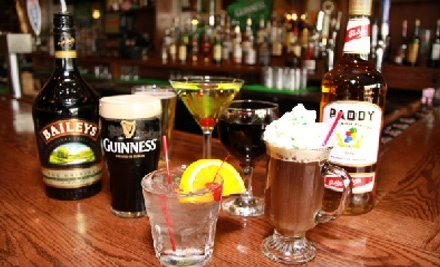 $30 Groupon to Fallons Bar & Grill - Fallons Bar & Grill in Olivette