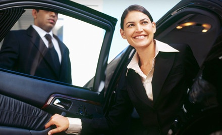 One-Way Transportation to or from the Airport for One Person (a $55 value) - Charleston Flight Services, LLC in