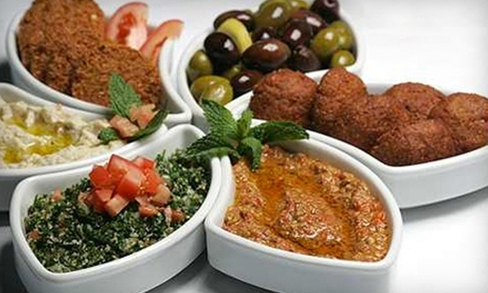 Leila - Downtown West Palm Beach: $15 for $30 Worth of Middle Eastern Dinner Cuisine at Leila in West Palm Beach