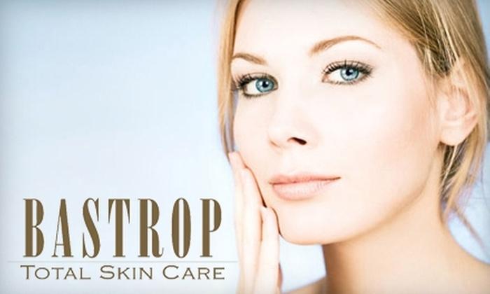 Bastrop Total Skin Care - Bastrop: $125 for One Full-Face Photofacial Session at Bastrop Total Skin Care in Bastrop ($400 Value)