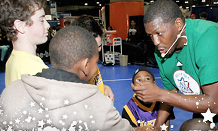 NBA All-Star Jam Session - Southwest Orange: Child or Adult Ticket to NBA All-Star Jam Session at Orange County Convention Center on February 23, 24, or 26