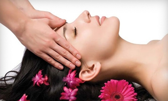 SpringRain Organic Skincare Spa - West End: $95 for Organic Facial, Body Wrap, and Head Massage at SpringRain Organic Skincare Spa in Waltham ($214 Value)