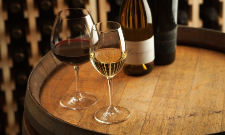 Wine Tasting for Two or Four and Bottles of Wine at J. Bookwalter Wines (Up to 55% Off)