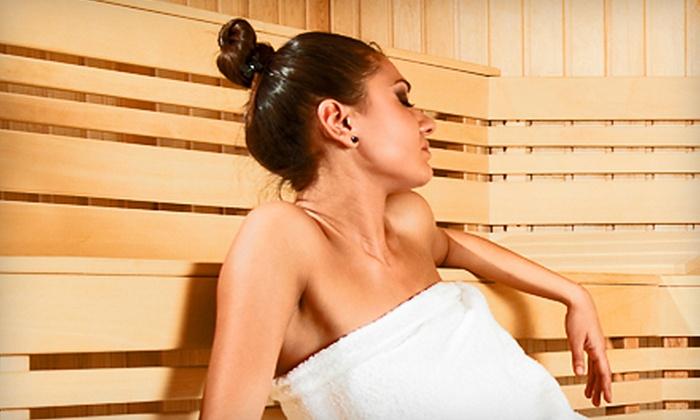 Orange Skye Day Spa - Rosedale: Six 30-Minute Infrared Sauna Sessions or Five 45-Minute Infrared Sauna Sessions at Orange Skye Day Spa