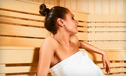 Six 30-Minute Infrared Dry-Heat Sauna Sessions (a $100 value) - Orange Skye Day Spa in Denver
