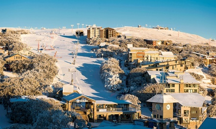 Snowy Mountains, Mount Buller: Sightseeing Snow Day Trip for One Person with Mt Buller Entry