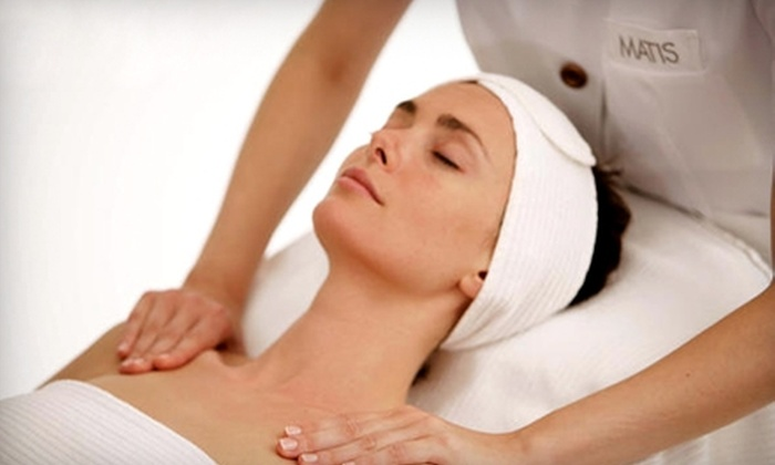 Rimage Salon & Spa - Fairfield County: $37 for a Massage or Facial at Rimagé Salon & Spa in New Haven ($75 Value)