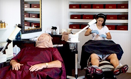 Capps Barbers: 1-Month Membership with Unlimited Haircuts  - Capps Barbers in Altamonte Springs