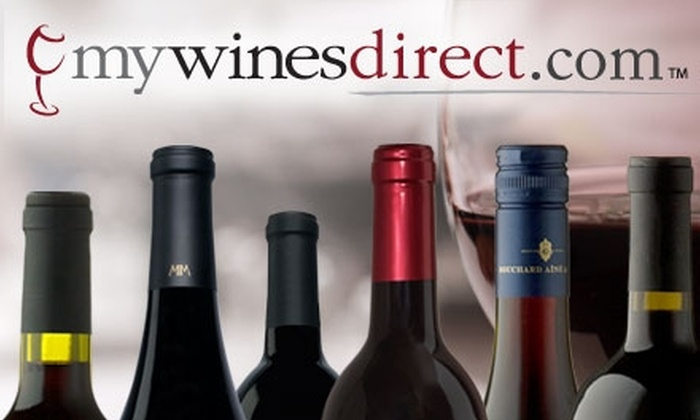 MyWinesDirect.com - Wichita: $45 for a Six-Bottle Tasting Pack Shipped to Your Door from MyWinesDirect.com ($92 Value)