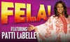 "FELA! - Theater District - Times Square: $64 for One Weekend Ticket ($127 Value) or $62 for One Weekday Ticket ($122 Value) to ""FELA!"" at the Eugene O'Neill Theatre"