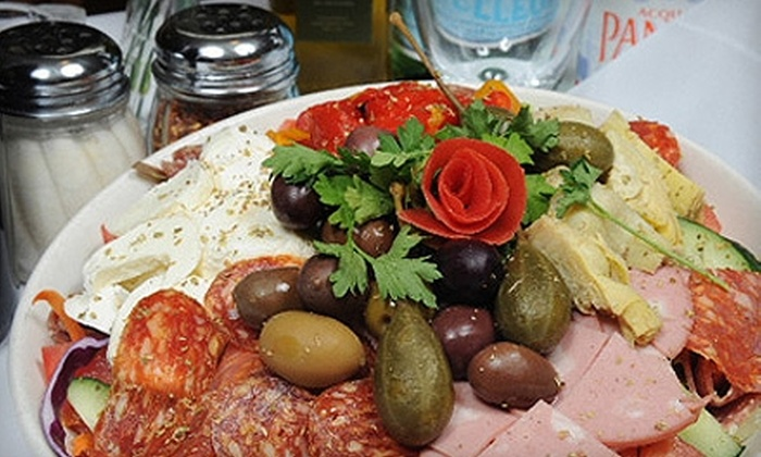 Amici Ristorante - Kenmore: $20 for $40 Worth of Italian Cuisine and Drinks at Amici Ristorante in Kenmore