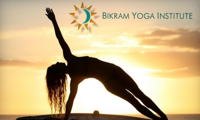 Bikram Yoga Institute - South Scottsdale: $30 for Five Classes at Bikram Yoga Institute ($85 Value)