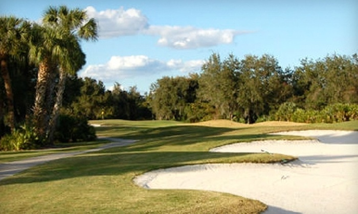 Misty Creek Country Club - The Preserve at Misty Creek: $39 for Two Rounds of 18-Hole Golf with Golf-Cart Rental at Misty Creek Country Club in Sarasota (Up to $78 Value)
