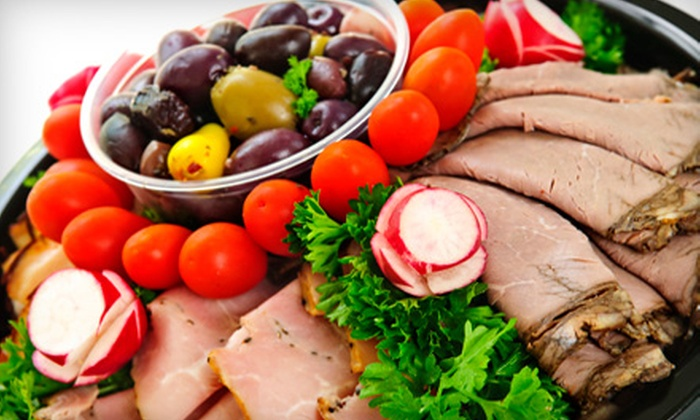 PickNic's Catering - Caswell Hill: Catering or Gourmet Desserts from PickNic's Catering (Half Off). Three Options Available.