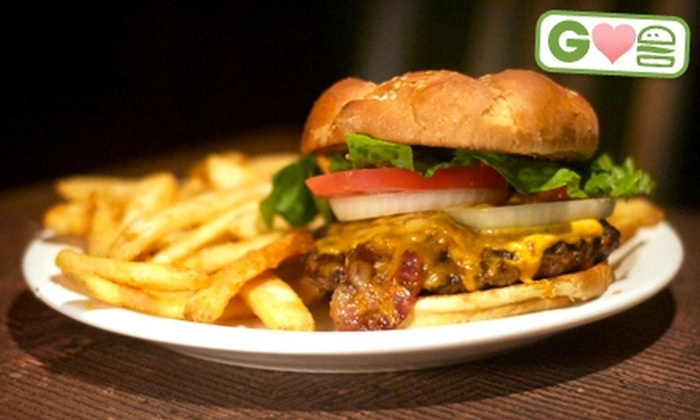 The Whig - Columbia: $8 for $16 Worth of Burgers and Fries at The Whig