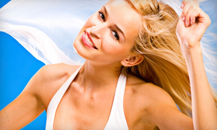 Lueur Skin Studio - Midtown,Green Hills: One or Two Customized Full-Body Tans at Lueur Skin Studio (Up to 60% Off)