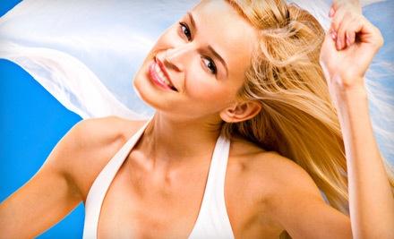 1 Spray-Tan Package (a $55 value) - Lueur Skin Studio in Nashville