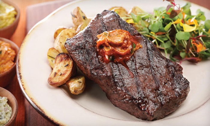 Great Steaks and More: $39 for a Grilling Package with Burgers, Steaks, Chicken Breasts, and Knives from Great Steaks and More ($85 Value)