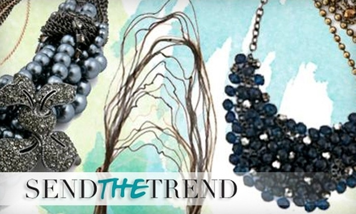 Send the Trend: $30 for $89.85 Worth of Fashion Accessories