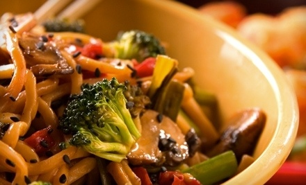 $16 Groupon to Lotsa Noodles - Lotsa Noodles in Oklahoma City