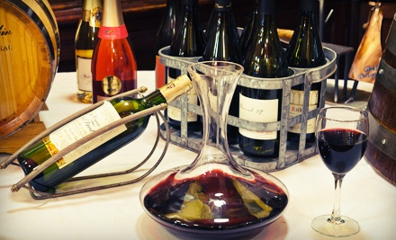 2-Hour Wine-Tasting Class with French-Cuisine Sampler for 1 (a $120 value) - Brasserie Julien in Manhattan