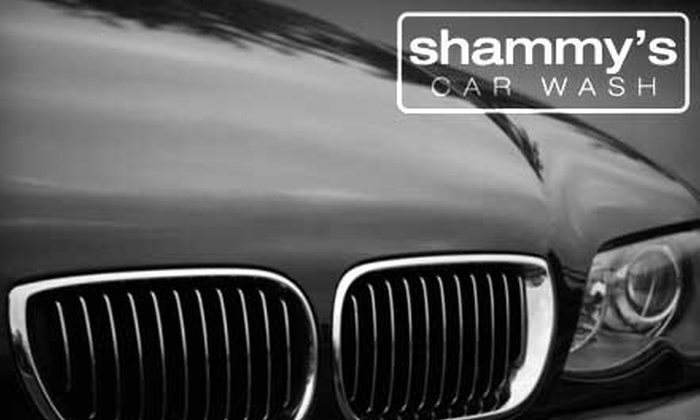 Shammy's Car Wash - Highlands/Perkins: $5 for an Ultimate Car Wash at Shammy's Car Wash (Up to $10 Value)