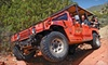 Sedona Off Road Adventures - Sedona: Scenic Hummer Tour for One, Two, or Four from Sedona Off Road Adventures (Up to 42% Off)