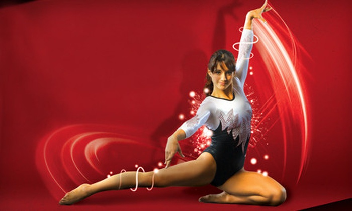 University of Utah Women's Gymnastics - University: $12 for One Ticket to Three University of Utah Gymnastics Meets at the Jon M. Huntsman Center ($24 Value)