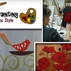 Sipping n' Painting - Highland: $40 for a Two-Hour Painting Session at Sipping n' Painting