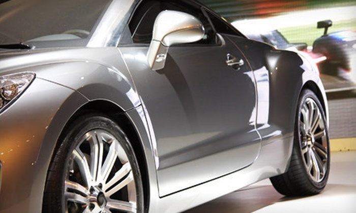 Big Tex Mobile Detail - Ballantyne West: Mobile Detail for Car or Small SUV or Van, Truck, or Large SUV from Big Tex Mobile Detail (Up to 70% Off)