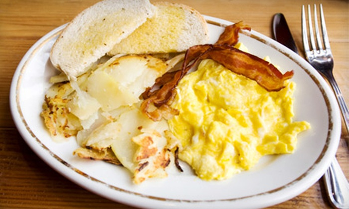 The Egg & I Cafe AZ - Multiple Locations: $10 for $20 Worth of Omelets, Pancakes, and Gourmet Burgers at The Egg & I Cafe