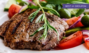 Rosa's Place Ristorante and Banquets: Prix Fixe Dinner for 2 at Rosa's Place Ristorante and Banquets (Up to 56% Off). Three Options Available.