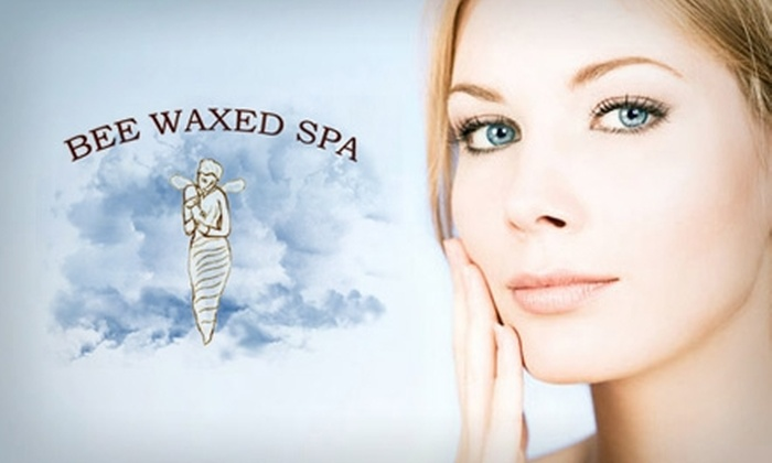Bee Waxed Spa - Roxhill: $30 for $65 Toward a One-Hour Facial or Waxing Services at Bee Waxed Spa