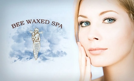 $65 Groupon Toward Facial or Waxing Services at Bee Waxed Spa - Bee Waxed Spa in Seattle