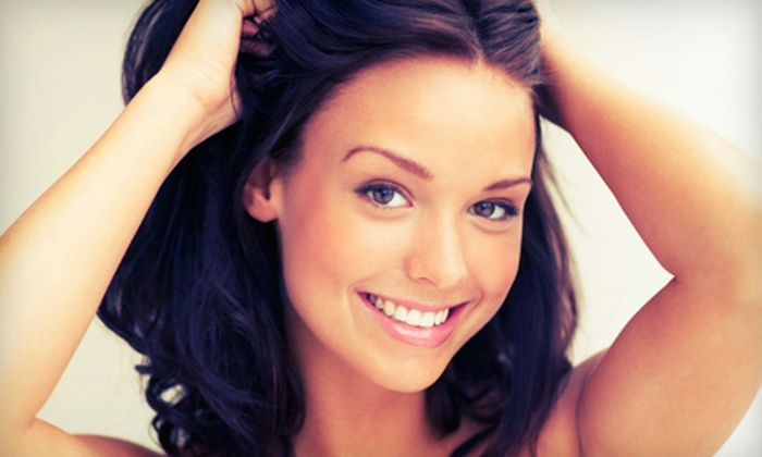Villager Salon and Spa - Arden Hills - Shoreview: $62 for Body Wrap with Deluxe Facial and Reflexology at Villager Salon and Spa in New Brighton ($125 Value)