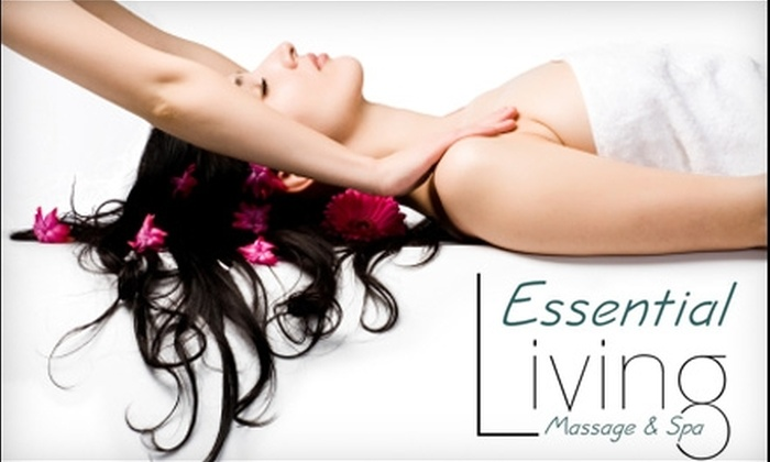 Essential Living Massage and Spa - Meadowlark: $29 for a One-Hour Hot-Stone Massage at Essential Living Massage and Spa in Fort Collins ($68 Value)