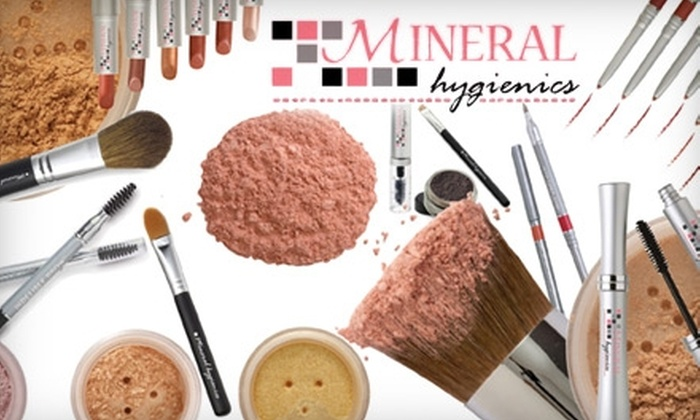 Mineral Hygienics - Sioux Falls: $12 for $25 Worth of Mineral Makeup from Mineral Hygienics