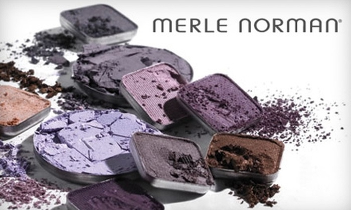 Merle Norman Cosmetics - Wasilla: $15 for $30 Worth of Skincare Products and Cosmetics at Merle Norman Cosmetic Studio in Wasilla