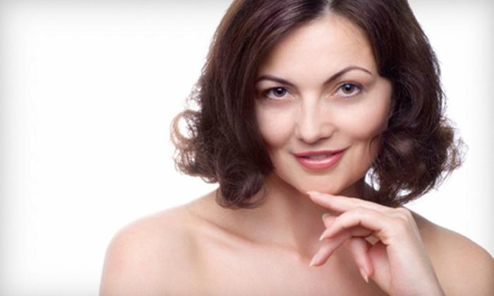 Spa De Da - Lincoln: Custom Facial, Chemical Peel, or Microdermabrasion and Peel from Amanda Banghart at Spa De Da (Up to 65% Off)