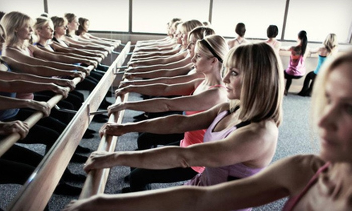Pure Barre - Pure Barre (Brentwood): $25 Worth of Ballet-Barre Fitness Classes
