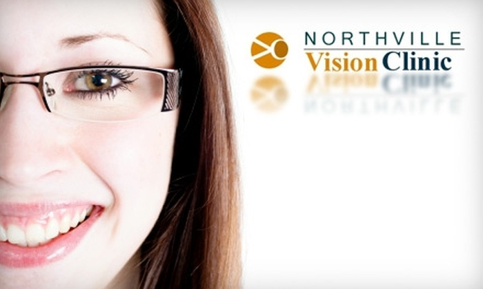 Northville Vision Clinic - Northville: $49 for $200 Toward an Eye Exam and Merchandise at Northville Vision Clinic
