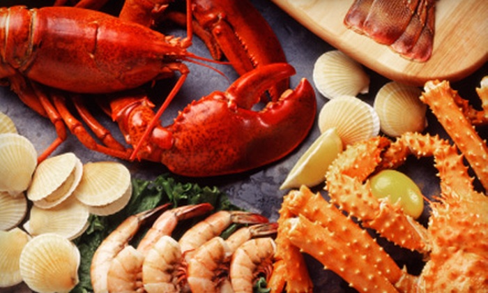 Billingsgate Lighthouse Café - CPR West: $15 for $30 Worth of Fresh Seafood and Drinks at Billingsgate Lighthouse Café