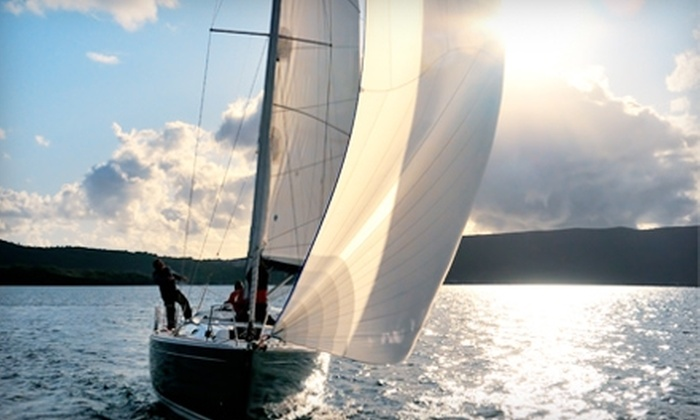 NauticShare - Alameda: Sailing Tour and Lesson at NauticShare in Alameda. Two Options Available.