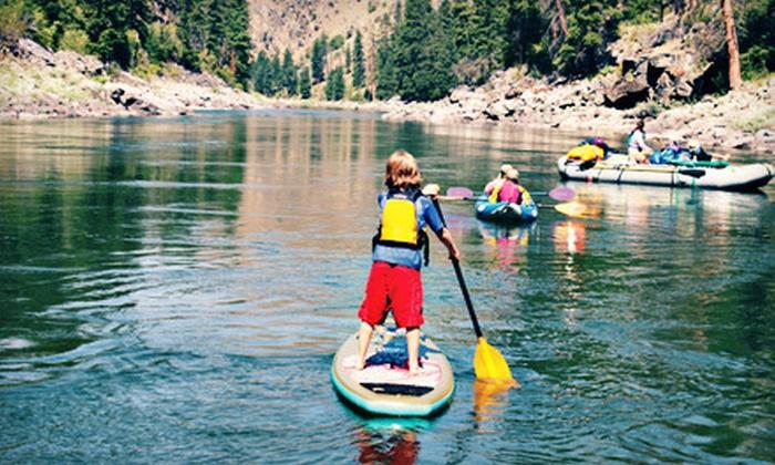 Colorado Kayak Supply - Beaver Creek Village: Half- or Full-Day Kayak or Paddleboard Rental for One or Two from Colorado Kayak Supply in Buena Vista (Up to 54% Off)