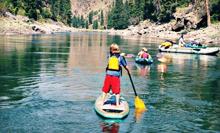 Half-Day Kayak or Paddle Board Rental for 1 (a $25 value) - Colorado Kayak Supply in Buena Vista